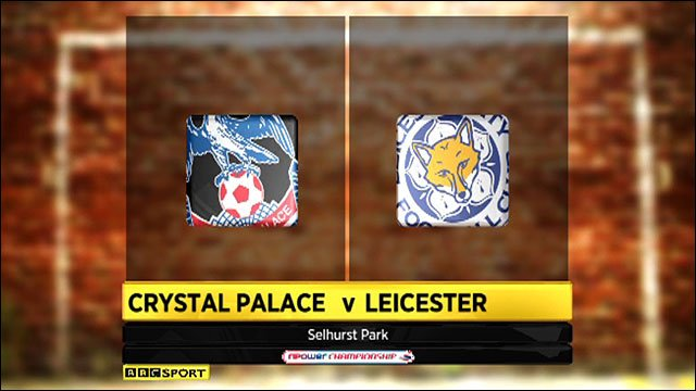Highlights - Crystal Palace 3-2 Leicester