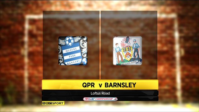 QPR 4-0 Barnsley