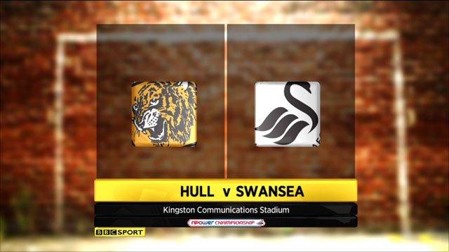 Hull 2-0 Swansea