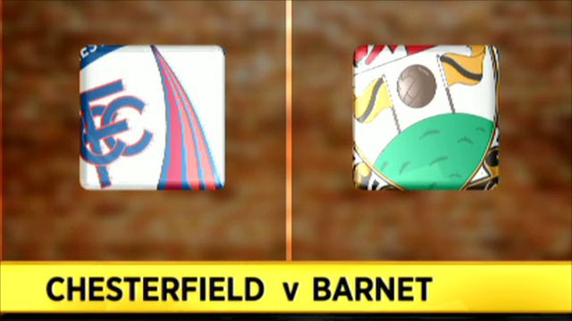 Chesterfield v Barnet