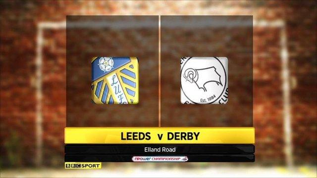 Leeds 1-2 Derby