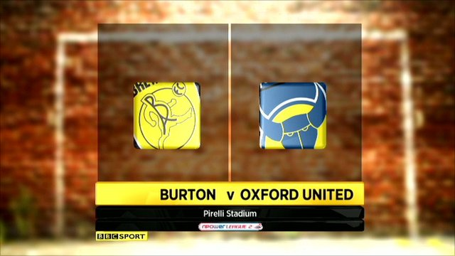 Burton v Oxford