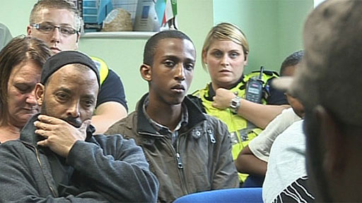 A Somali community centre in Broomhall, Sheffield has been combating gang culture.
