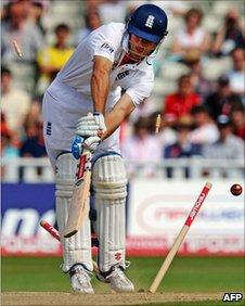 England opener Alastair Cook
