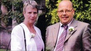 Joan and John Stirland
