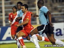 Action for Tunisia v Botswana