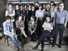 Dutch Uncles, Delphic, Airship, Jo Rose and Everything Everything