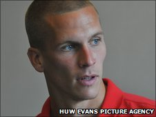 Millwall striker Steve Morison is set to make his Wales debut in Llanelli
