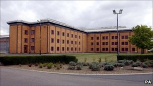 HMP Belmarsh in SE London