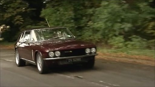 A Jensen Interceptor