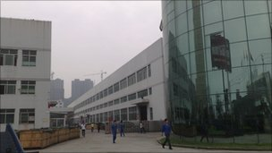 The Boteli Valve Group in Wenzhou, China
