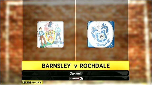 Highlights - Barnsley 0-1 Rochdale