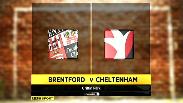 Highlights - Brentford 2-1 Cheltenham