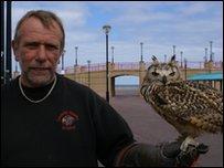 Mike Espley o Coastal Hawks