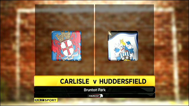 Highlights - Carlisle 0-1 Huddersfield