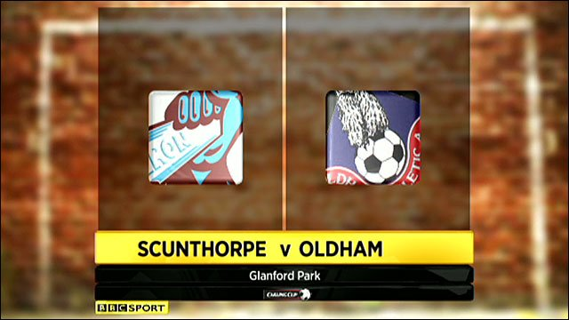 Highlights - Scunthorpe 2-1 Oldham