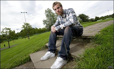 Kilmarnock winger James Dayton