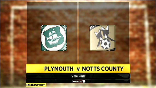 Highlights - Plymouth 0-1 Notts County