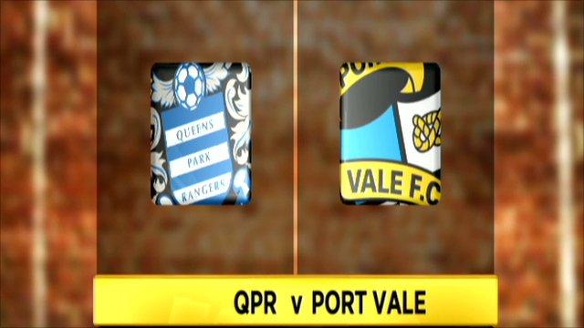 QPR v Port Vale