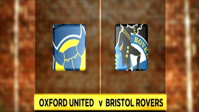 Oxford Utd 6-1 Bristol Rovers