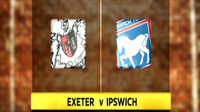 Exeter 2-3 Ipswich