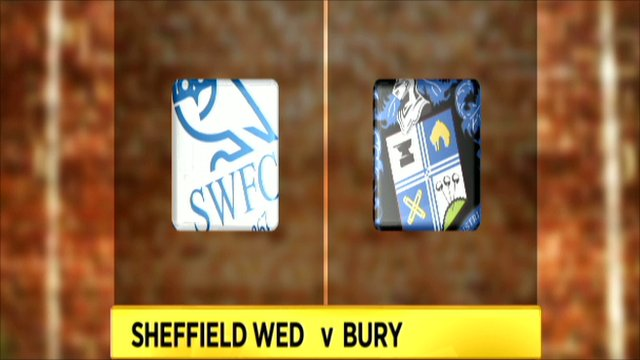 Sheffield Wednesday v Bury