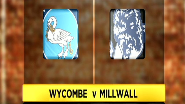 Wycombe 1-2 Millwall