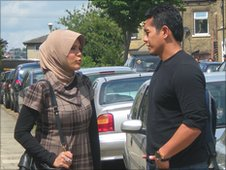 Malaysian actors in Bradford