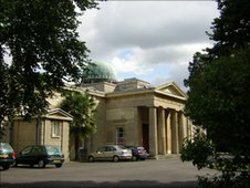 Institute of Astronomy, Cambridge