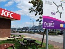 Parkgate, Rotherham