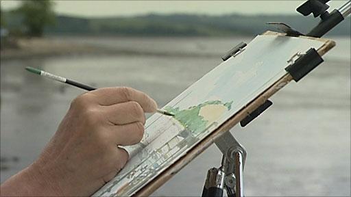 Tamar Valley artists grab
