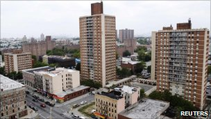 Public housing in Brooklyn