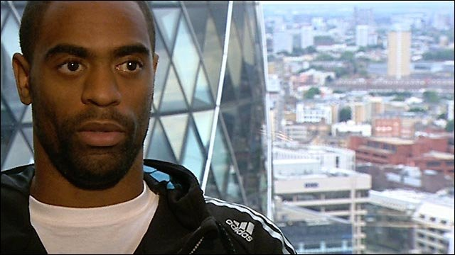 Extended interview - Tyson Gay