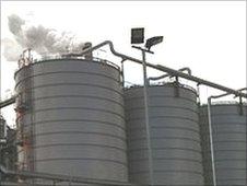 Ensus biofuels