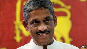 Sarath Fonseka (25 January 2010)