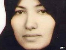 Sakineh Mohammadi Ashtiani (file photo)