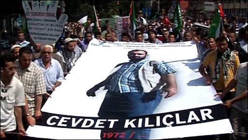 Funeral of Cevdet Kiliclar