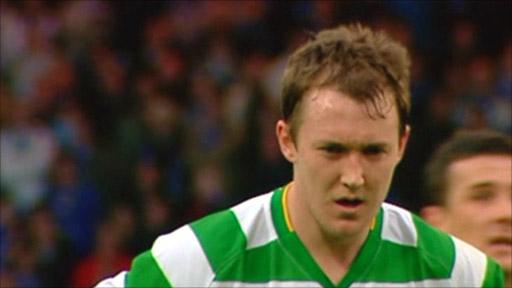 Former Celtic player Aiden McGeady