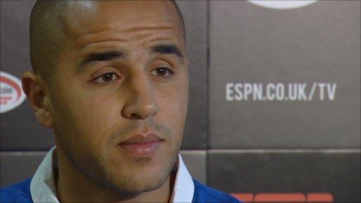 Rangers defender Madjid Bougherra