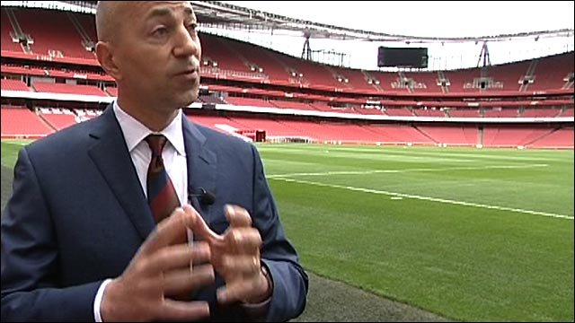 Arsenal 'to build not buy success' - Gazidis