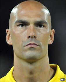Swedish international defender Daniel Majstorovic