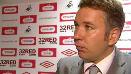 Preston North End boss Darren Ferguson