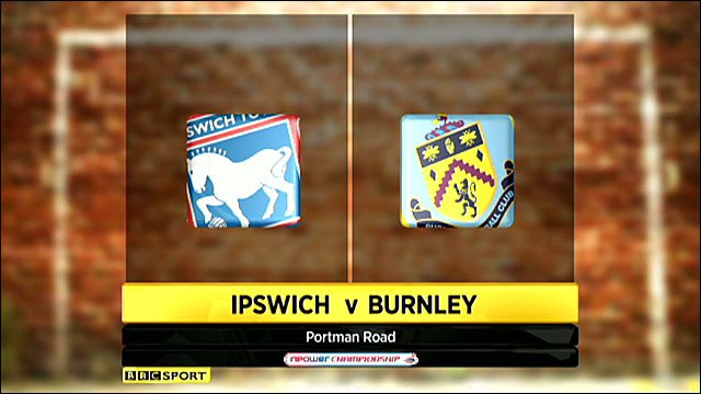 Highlights - Ipswich 1-1 Burnley