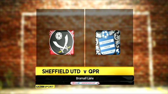 Sheffield Utd 0-3 QPR