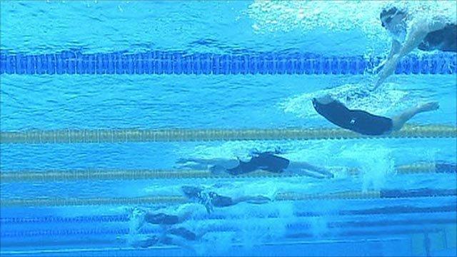 Women's 200m butterfly
