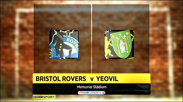 Highlights - Bristol Rovers 2-1 Yeovil