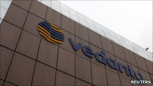 Vedanta offices in Mumbai