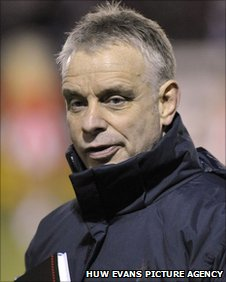 Crusaders boss Brian Noble