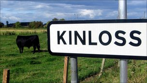 Kinloss