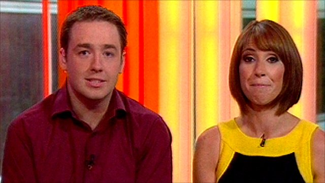 The one show presenters dating quotes